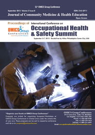 Occupational Health 2012