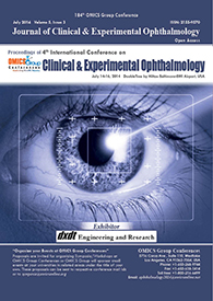 Ophthalmology 2014 Conference Proceedings