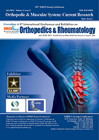 Orthopedics & Rheumatology - 2014