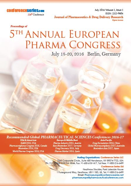 European Pharma 2016 Proceedings