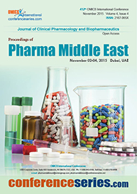 Pharma Middleeast 2015 Proceedings