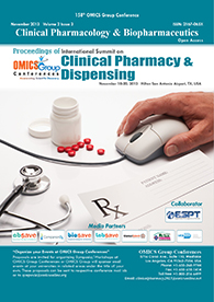 Clinical Pharmacy Dispensing-2013 Proceedings
