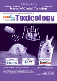 Toxicology 2013 Proceedings