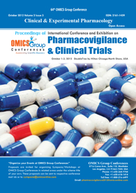 Pharmacovigilance 2012 | Proceedings