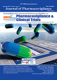 Pharmacovigilance 2013 | Proceedings