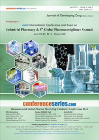 Proceedings of Conference 2016