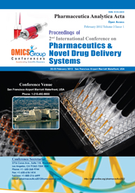 Pharmaceutica 2012 Proceedings
