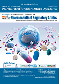 Pharmaceutical Regulatory Affairs 2014 Proceedings