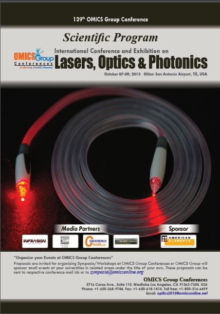 Optics 2013