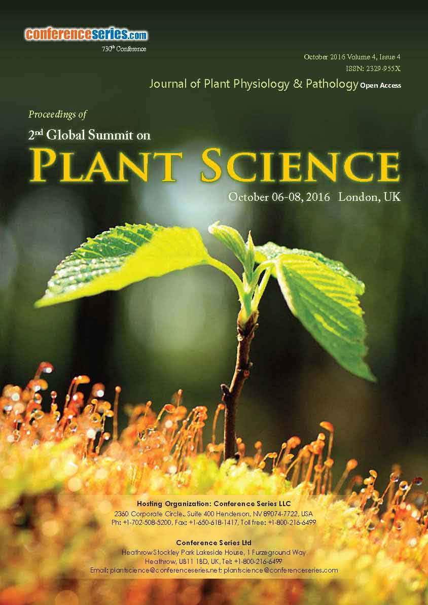 2nd Global Summit on Plant Science