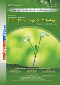 International Conference on Plant Physiology & Pathology