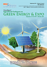 Green Energy 2015 Proceedings