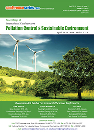 Pollution Control 2016 Proceedings