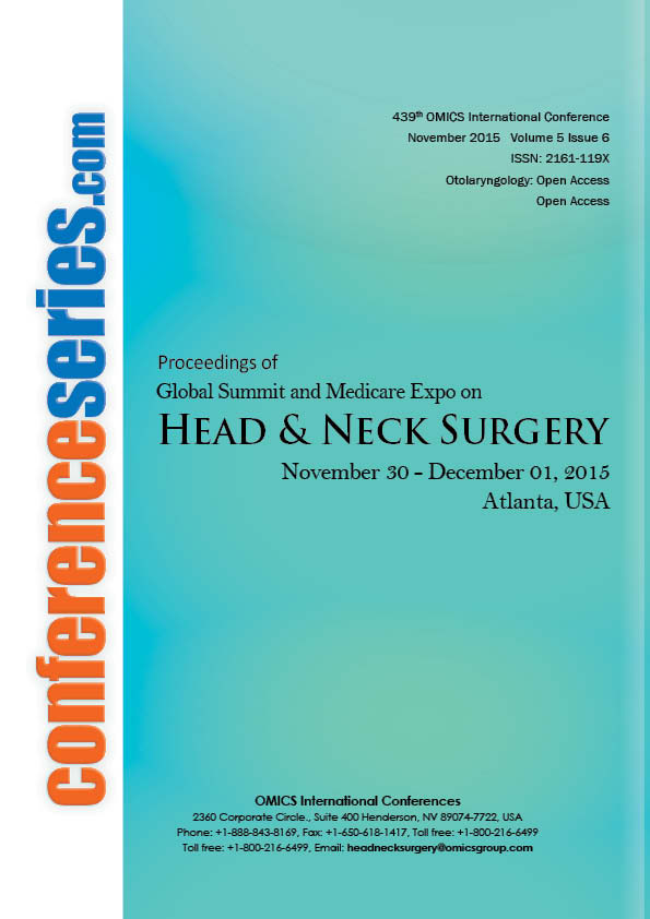 Global Summit and Medicare Expo on Head & Neck Surgery