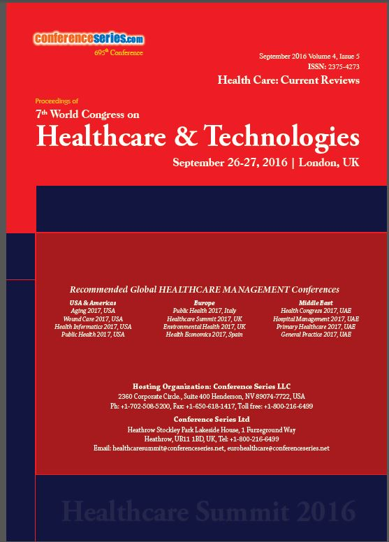 Healthcare Summit 2016 Proceedings