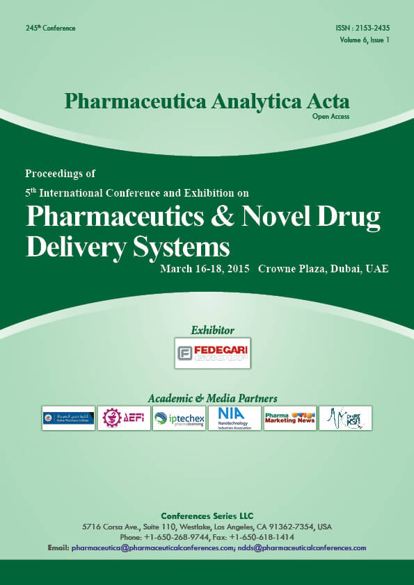 Pharmaceutica 2015 Proceedings