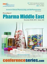Pharma Middle East 2015 Proceedings