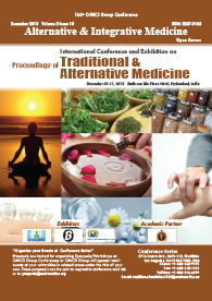 Traditional Medicine 2013 Proceedings