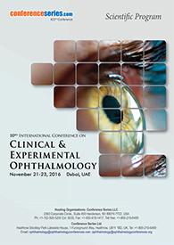 Ophthalmology 2016 | Dubai