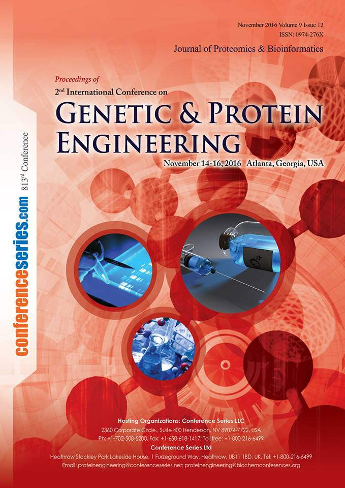 Proceedings of Protein Engineering 2016