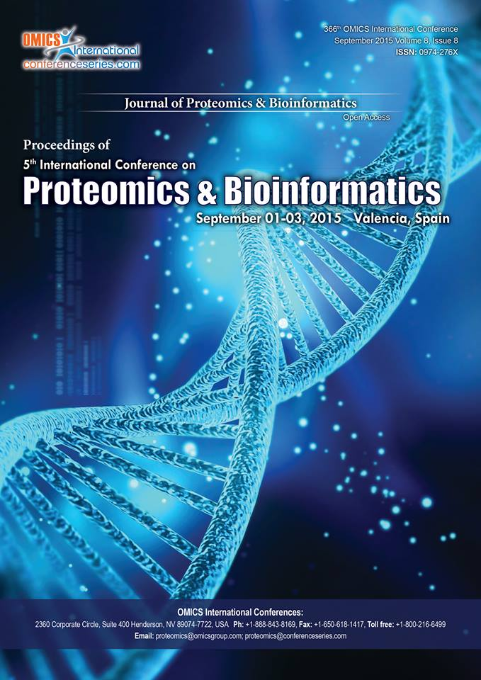 Proceedings of Proteomics and Bioinformatics 2015