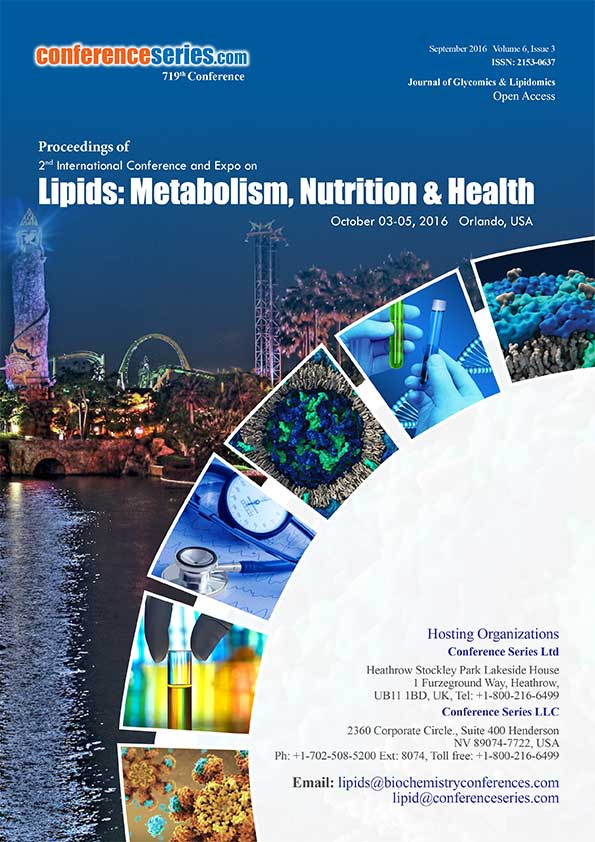 Lipids 2016 Proceedings