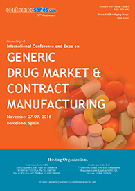 Generic Pharma 2016 Conference Proceedings