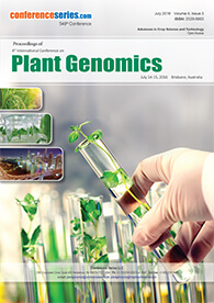 Plant Genomics 2016 Proceedings