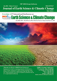3rd International Conference on Earth Science & Climate Change