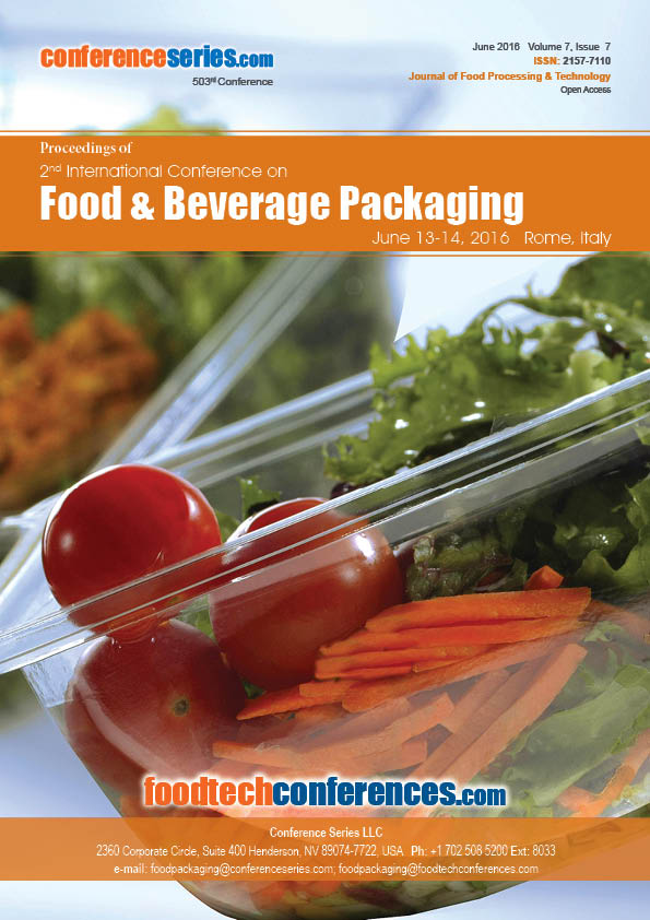 2nd International Conference on Food & Beverage Packaging