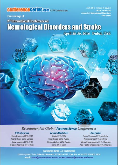 2nd International Conference on Neurological Disorders and Stroke