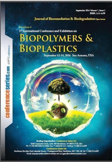 Biopolymers- Bioplastics 2016