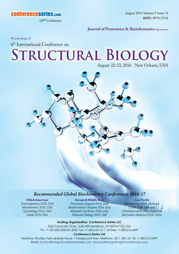 Structural Biology 2016 Proceedings