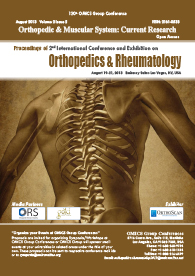Orthopedics-Rheumatology 2013