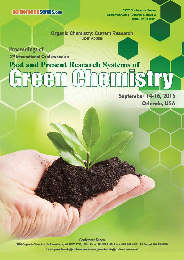 Green Chemistry 2015 Proceeding