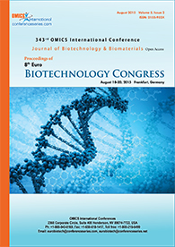 Euro Biotechnology Proceedings 2015