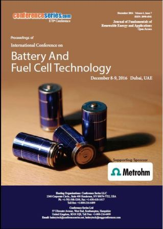 Battery and Fuel Cell Technology 2016