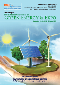 Green Energy& Expo 2016 Proceeding.