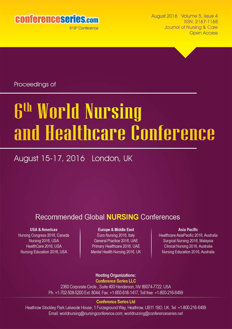 World Nursing 2016 Proceedings