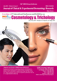 https://www.omicsonline.org/ArchiveJCEDR/cosmetology-trichology-2014-proceedings.php