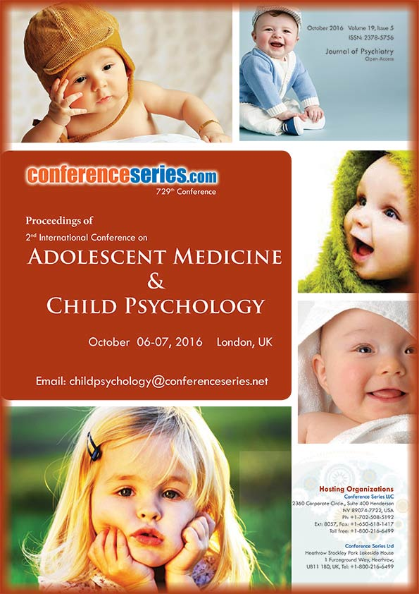 2nd International Conference on Adolescent Medicine & Child Psychology