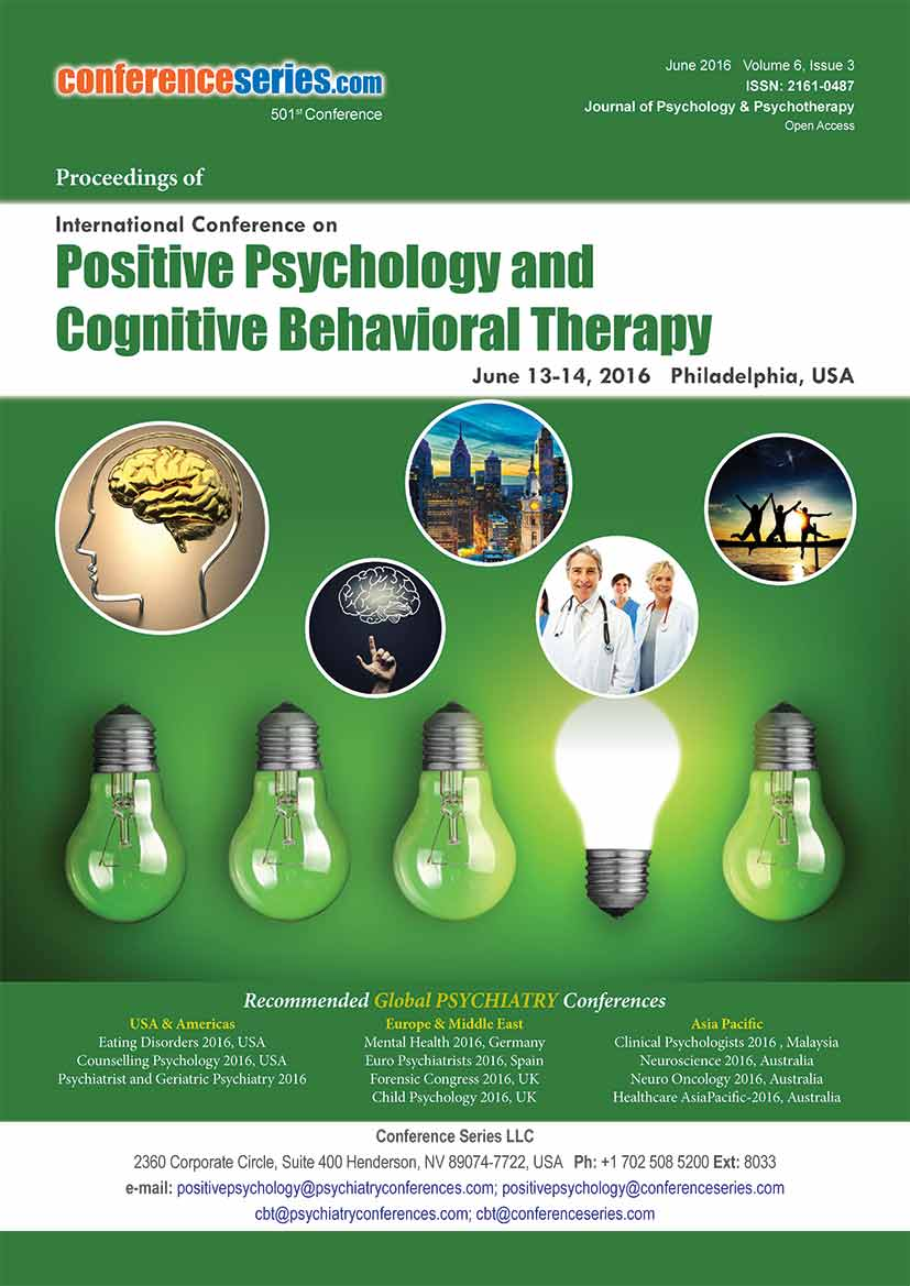 International Conference on Positive Psychology & Cognitive Behavioral Therapy