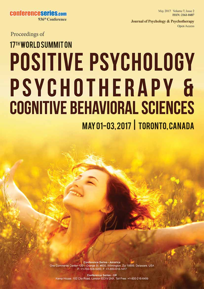 17th World Summit on Positive Psychology, Psychotherapy & Cognitive Behavioral Sciences