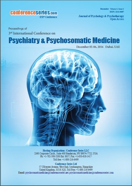Journal of Psychology & Psychotherapy