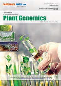 Plant Genomics 2016