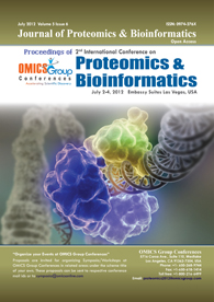Proteomics 2012 Conference Proceedings