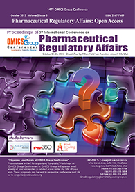 Regulatory Affairs 2013 | Proceedings