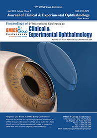 Ophthalmology 2013 Conference Proceedings