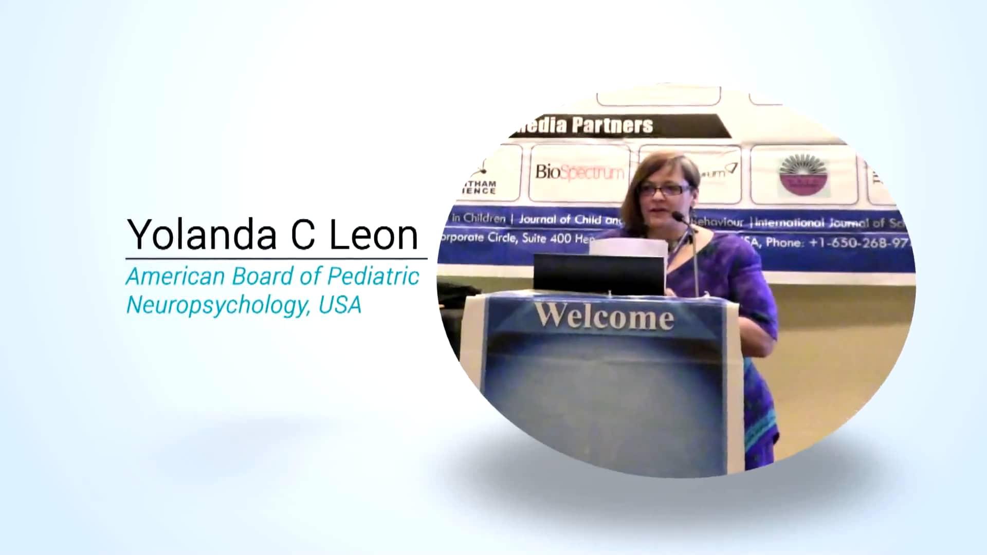 Yolanda C Leon