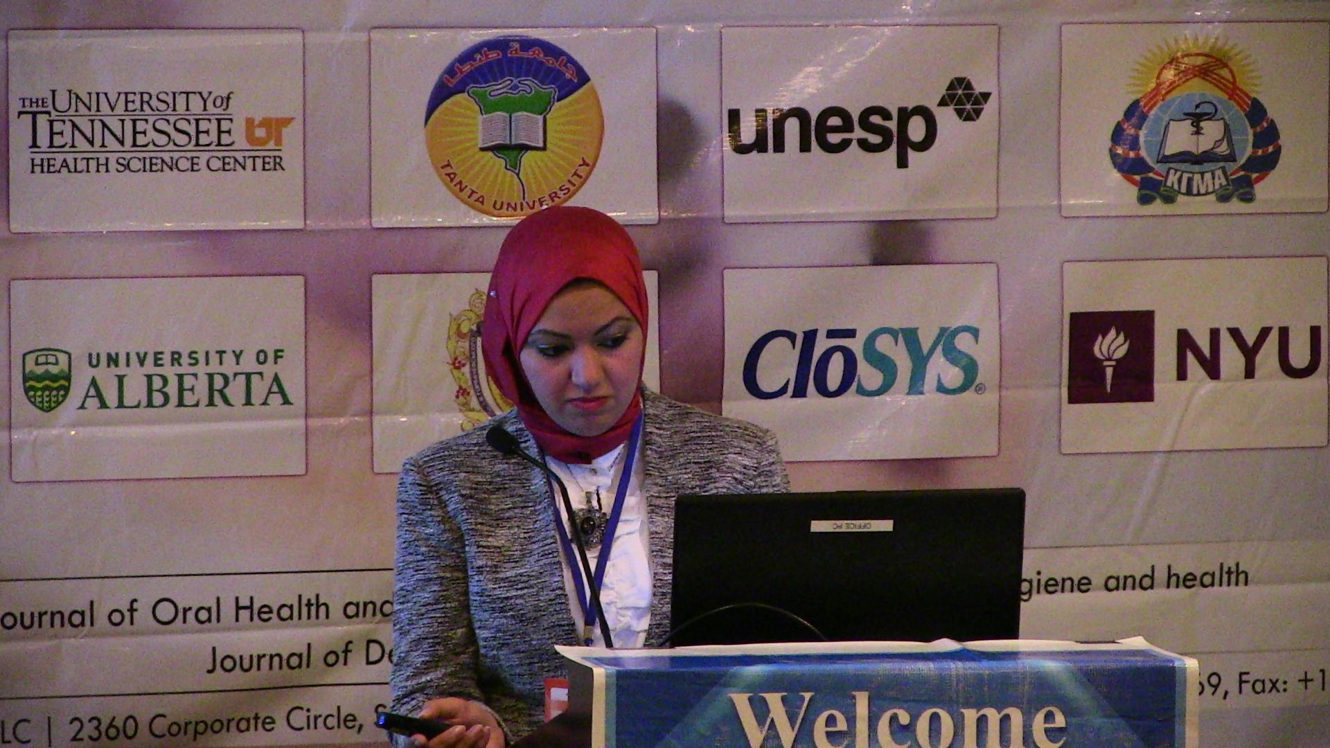 Radwa El-Dessouky  Tanta